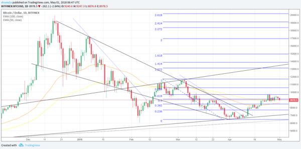 Crypto Daily Chart