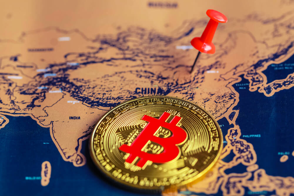 are cryptocurrency laws looser in china