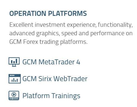 informații despre gcm forex