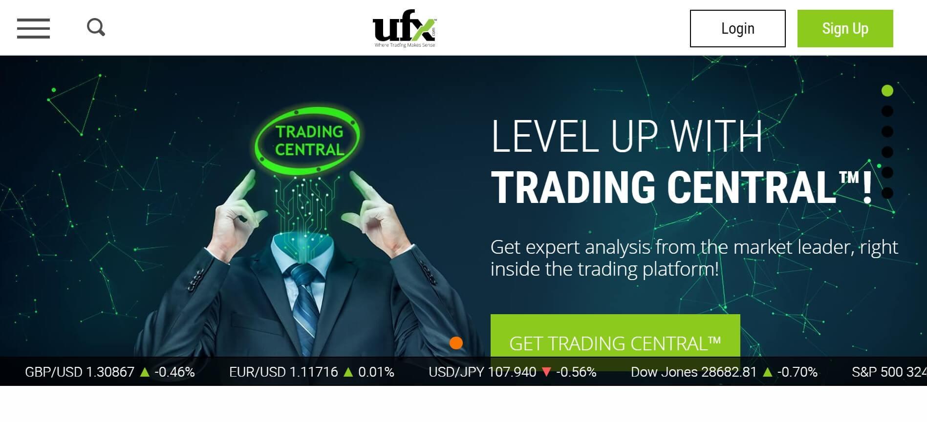 Ufx forex