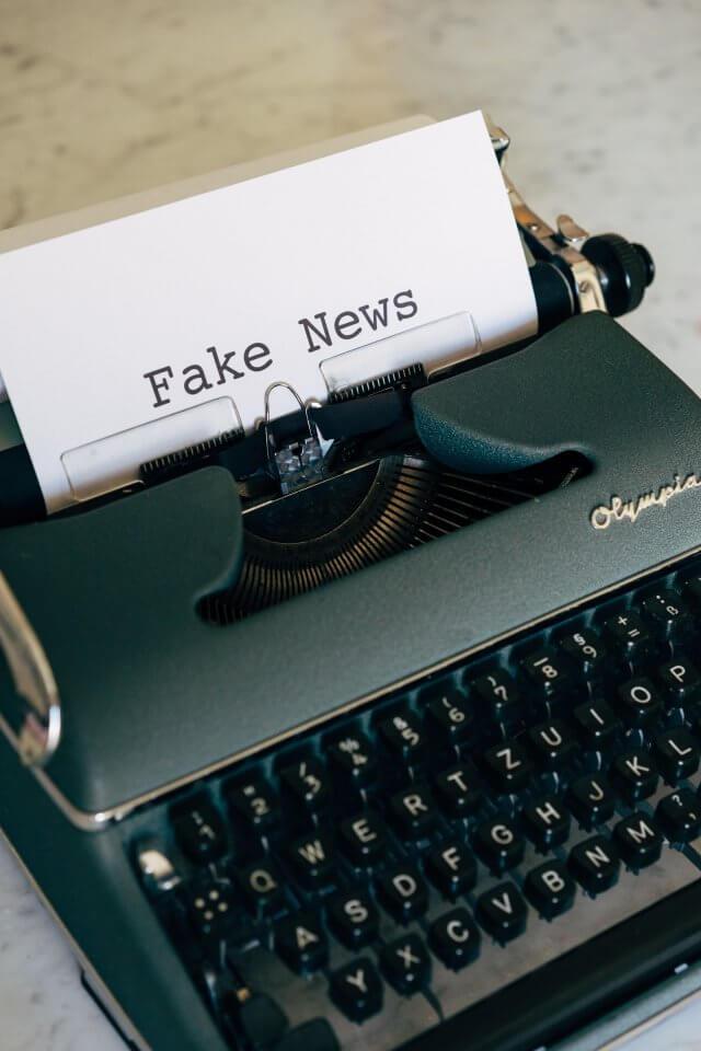 Fake News With BlockchaIn | Forex Academy