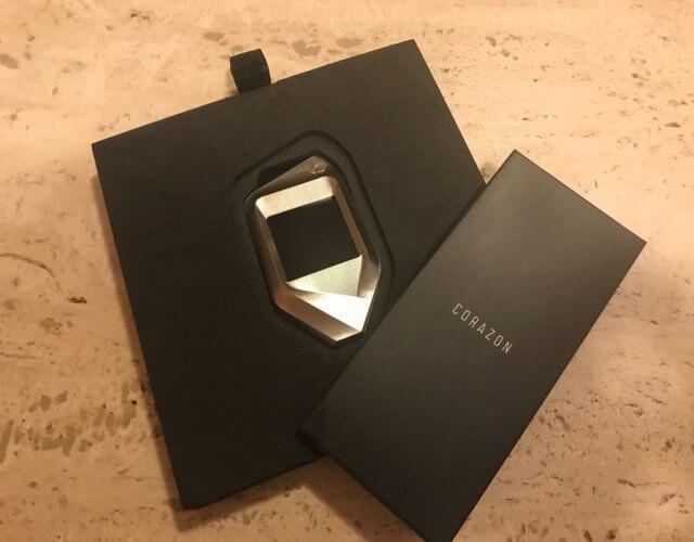 Corazon Crypto hardware wallet