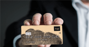Sugi crypto wallet card
