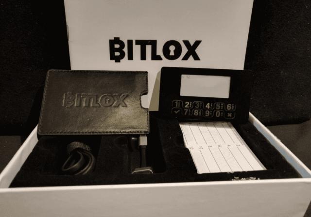 bitlox bitcoin hardware wallet