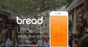 Bread Wallet app