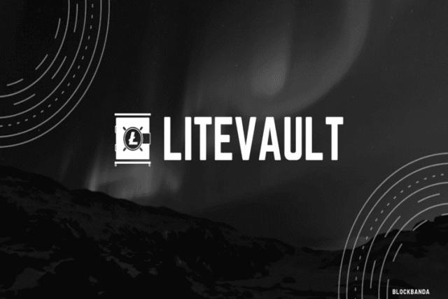 LiteVault crypto wallet
