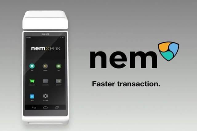 NEM Mobile wallet app