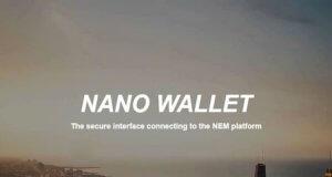 NEM Nano Wallet desktop client