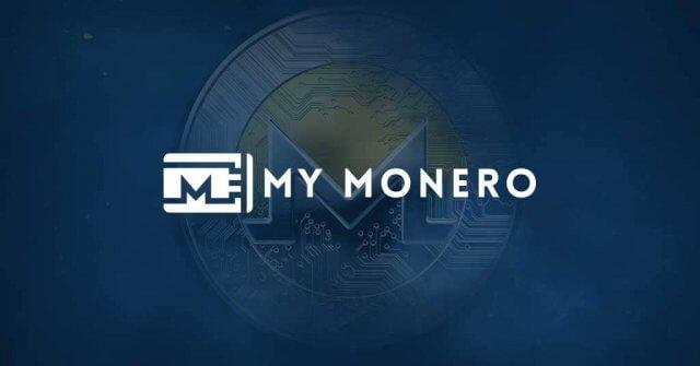 mymonero crypto wallet app