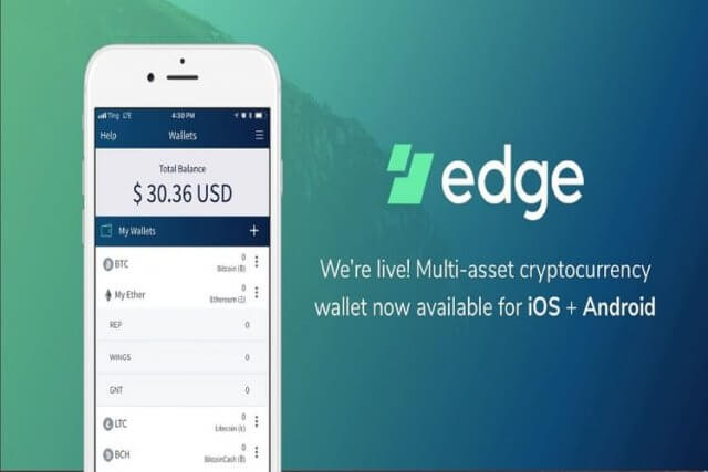 Airbitz wallet app is now EDGE Crypto app