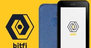 BitFi Crypto hardware wallet