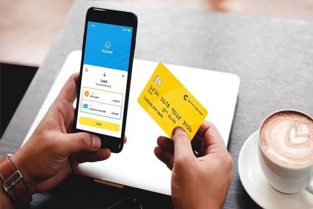 Crypterium wallet - Best crypto wallet app
