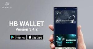 HB Wallet - Best Multicurrency wallet