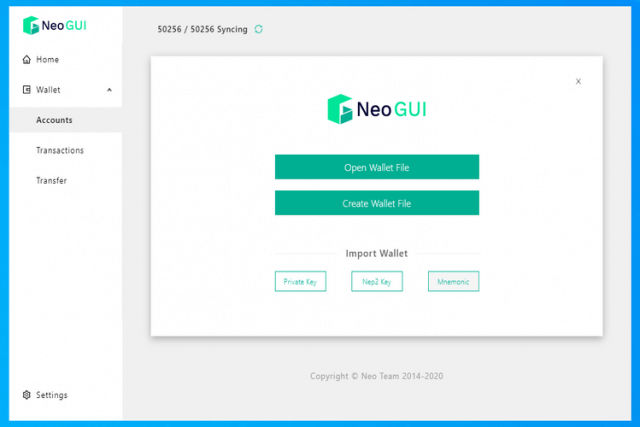 Best NEO GUI Wallet
