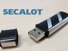 Secalot hardware crypto wallet