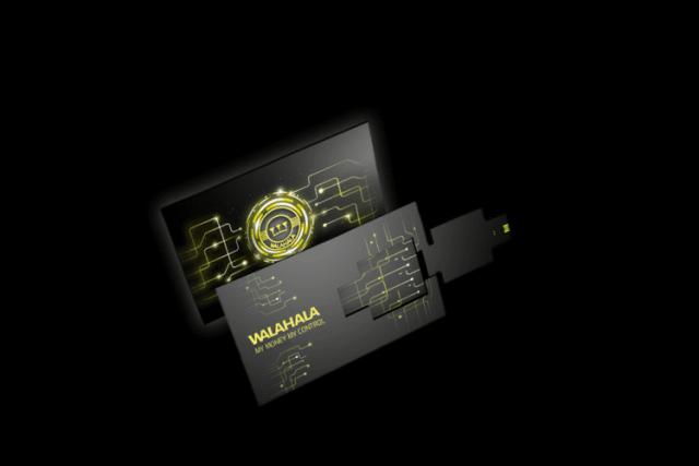 Walahala hardware wallet