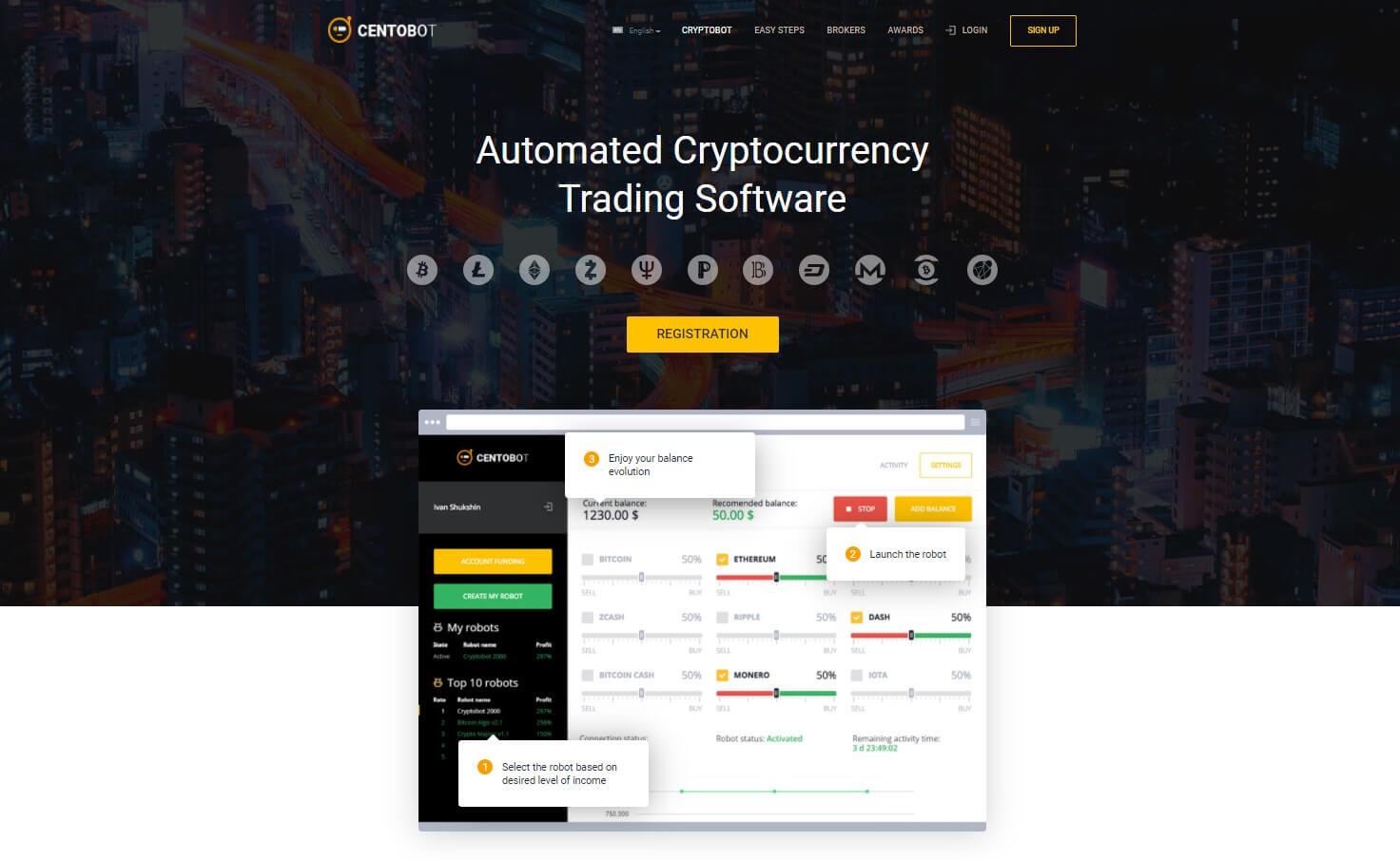 robot trading software review lavoretti per guadagnare extra