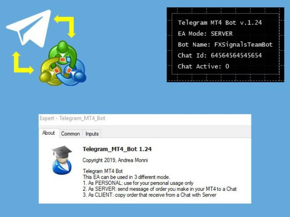 bot forex telegram